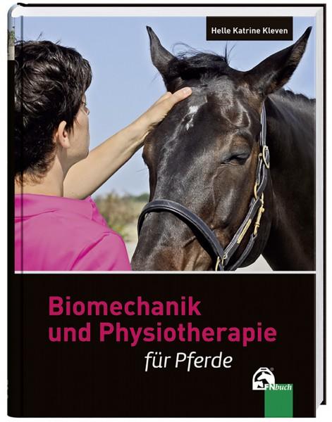 Lehrbuch 'Biomechanik und Physiotherapie für Pferde' © BUSSE GmbH