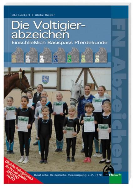 Prüfungsbuch 'Die Voltigierabzeichen' © BUSSE GmbH
