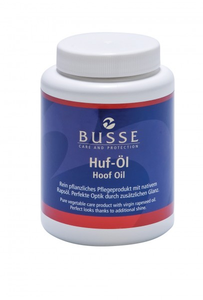 Huf-Öl © BUSSE GmbH