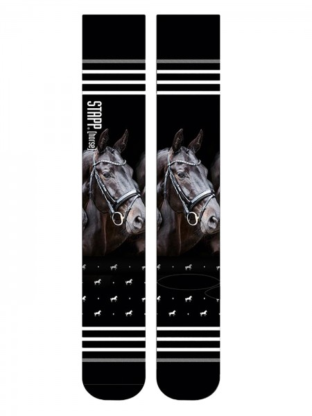 Socken PRINT, STAPP® Horse © BUSSE GmbH
