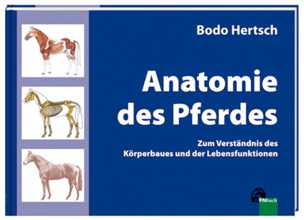 Lehrbuch 'Anatomie des Pferdes' © BUSSE GmbH