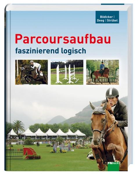 Lehrbuch 'Parcoursaufbau faszinierend logisch' © BUSSE GmbH