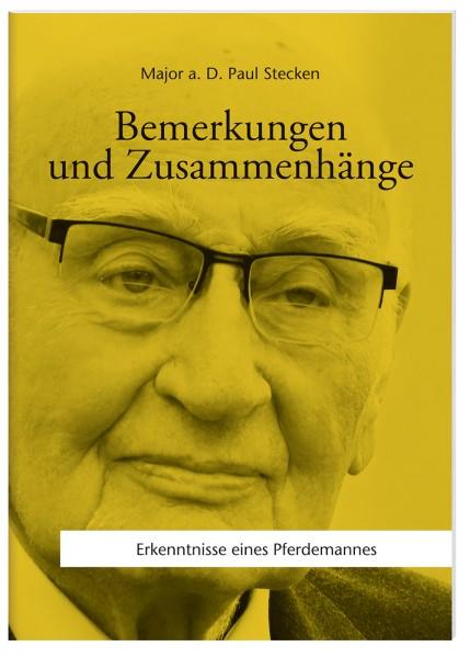 Buch 'Bemerkungen und Zusammenhänge' © BUSSE GmbH