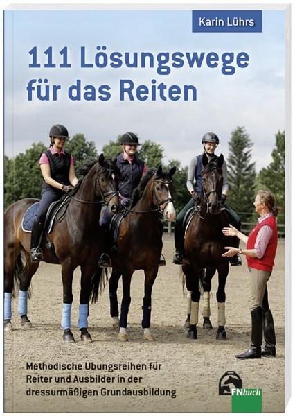 Lehrbuch '111 Lösungswege für das Reiten' © BUSSE GmbH