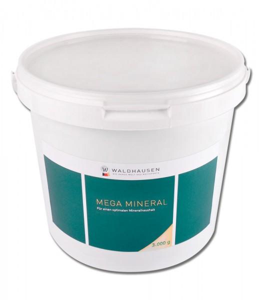 Mega Mineral - Für einen optimalen Mineralhaushalt, 3 kg © Waldhausen GmbH