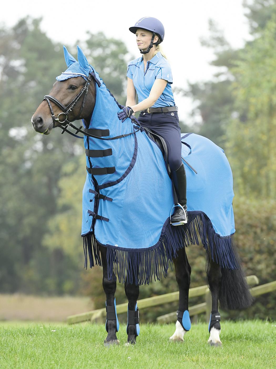 Tough 1 Pferde-Halfter aus Polyseil
