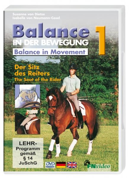 DVD 'Balance in der Bewegung/Balance in Movement 1' © BUSSE GmbH