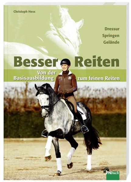 Lehrbuch 'Besser Reiten - Von der Basisausbildung zum feinen © BUSSE GmbH