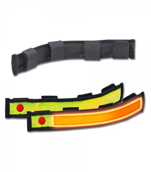 Reflexband mit Blinkfunktion, mit Klettverschluss © Waldhausen GmbH