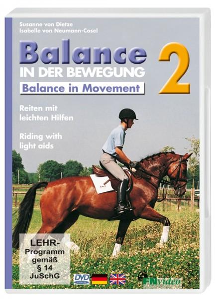 DVD 'Balance in der Bewegung/Balance in Movement 2' © BUSSE GmbH