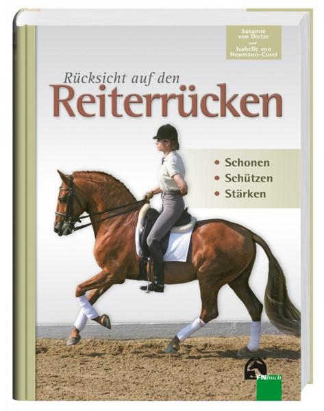 Lehrbuch 'Rücksicht auf den Reiterrücken' © BUSSE GmbH