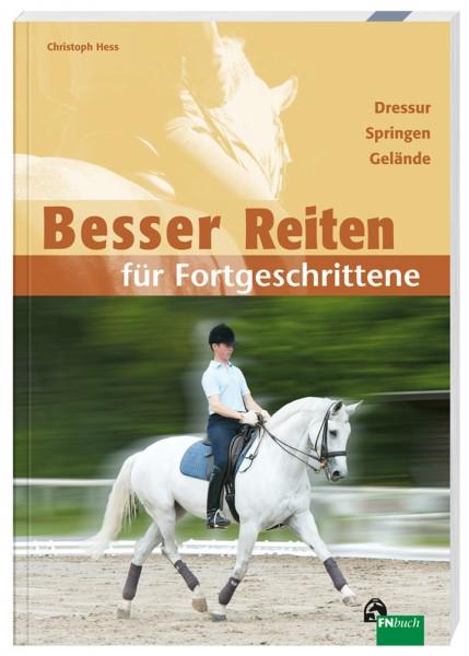 Lehrbuch 'Besser Reiten für Fortgeschrittene' © BUSSE GmbH