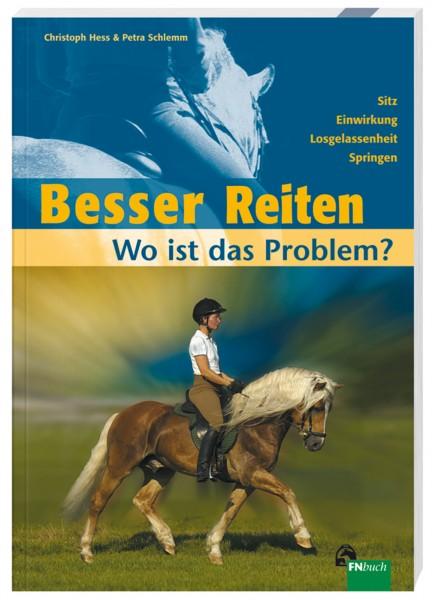 Lehrbuch 'Besser Reiten - Wo ist das Problem?' © BUSSE GmbH
