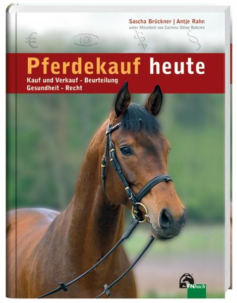 Lehrbuch 'Pferdekauf heute' © BUSSE GmbH