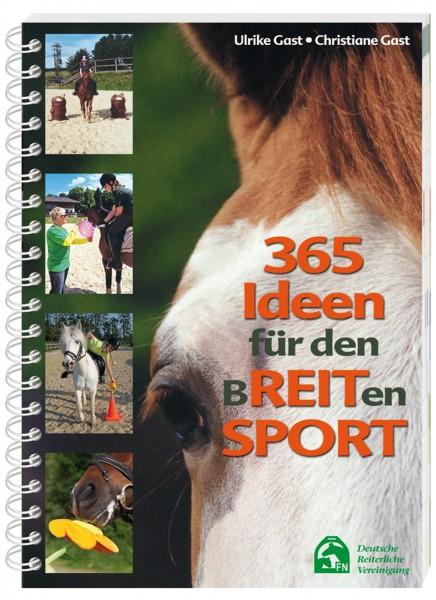 Lehrbuch '365 Ideen für den Breitensport' © BUSSE GmbH