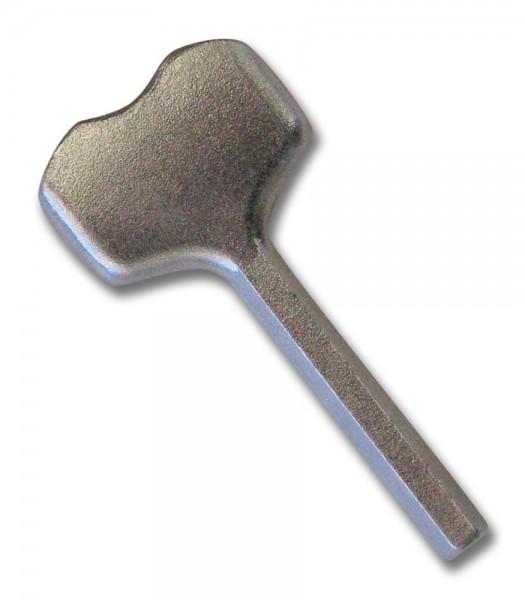 Schlüssel für Vorderzeugring © Waldhausen GmbH