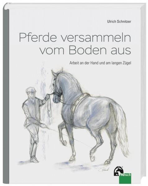 Lehrbuch 'Pferde versammeln vom Boden aus' © BUSSE GmbH
