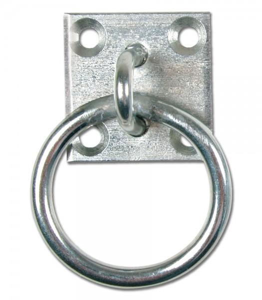 Anbindering auf Platte © Waldhausen GmbH